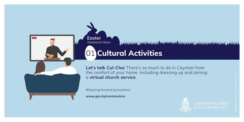Attend a virtual church service from home