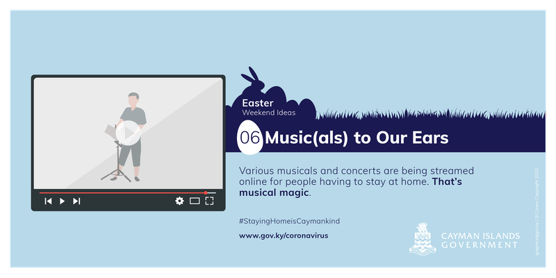 Watch a live or recorded musical from home