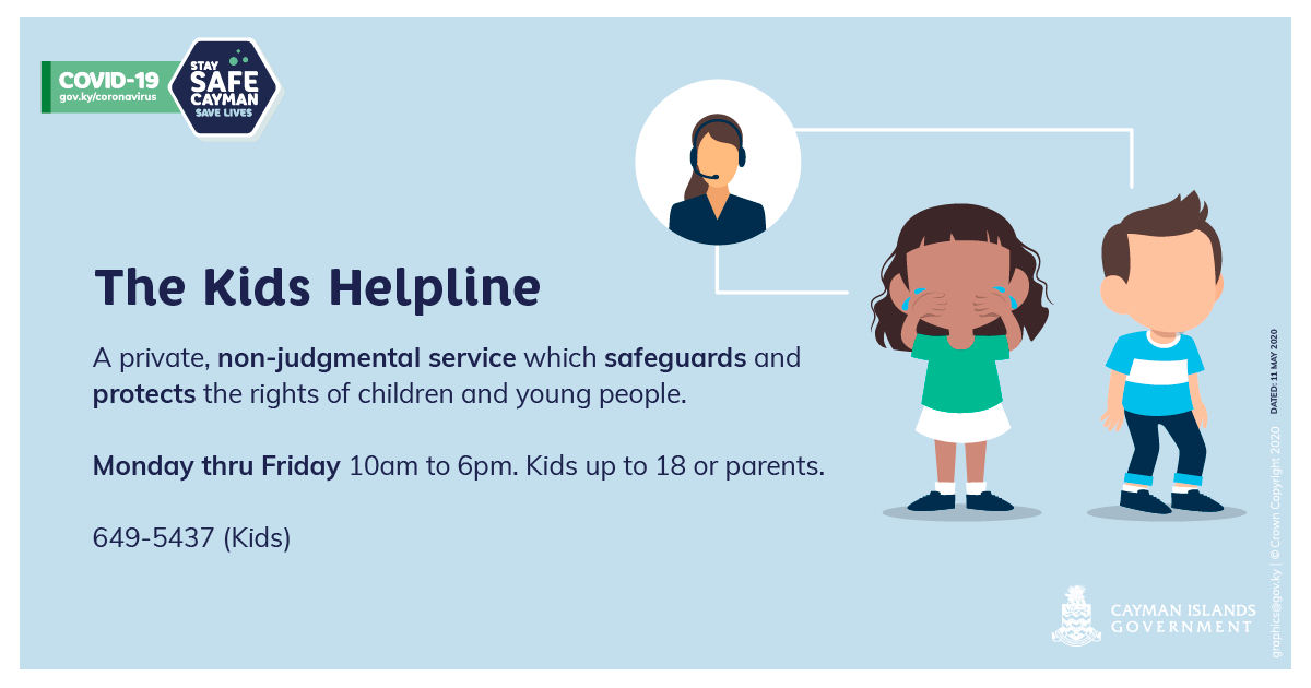 Kids Helpline Cayman Islands