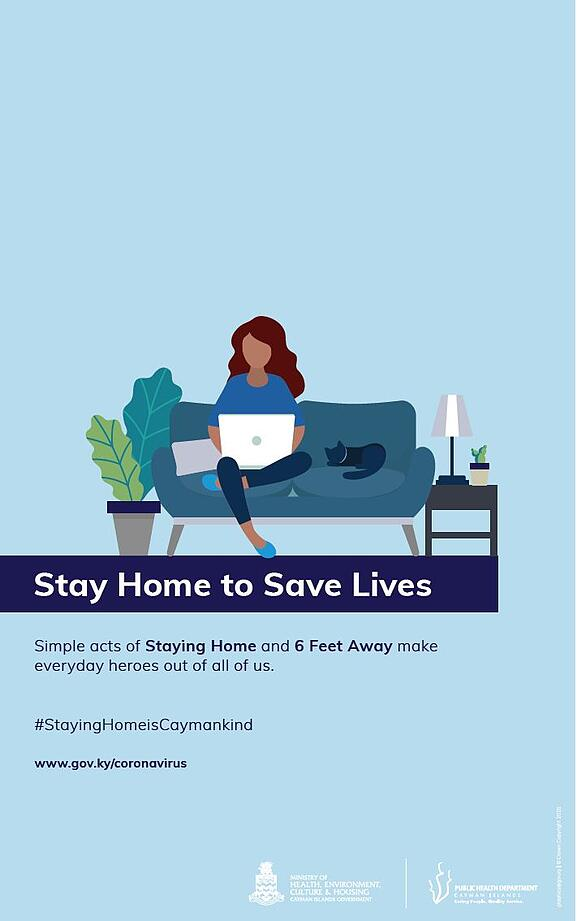 StayHome_Work_Poster image