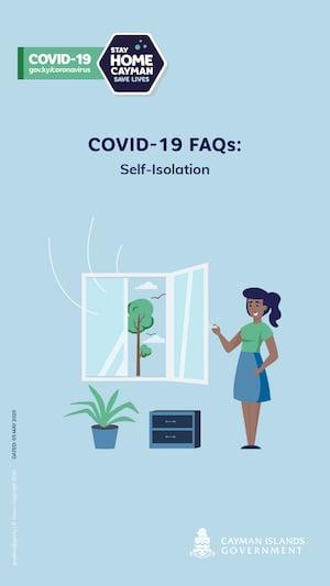 Self-Isolation FAQs Cayman