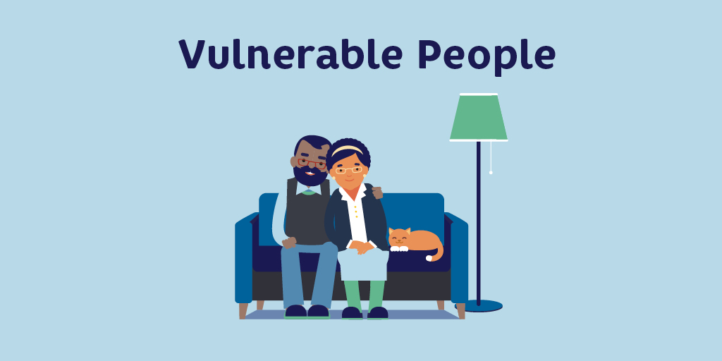 vulnerable people